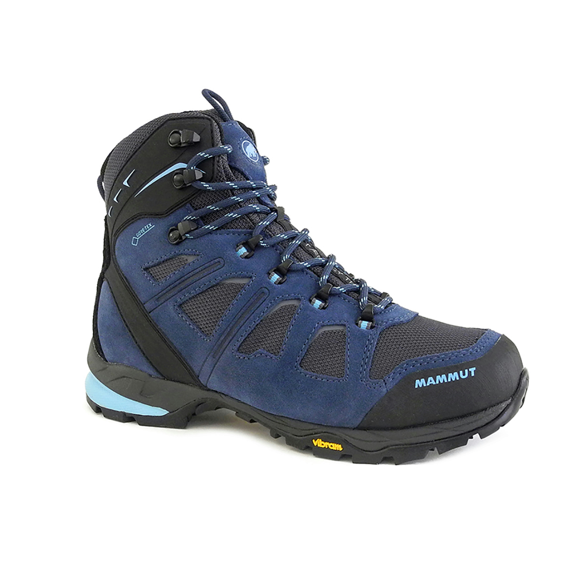 T Aenergy Trail High GTX Women blau