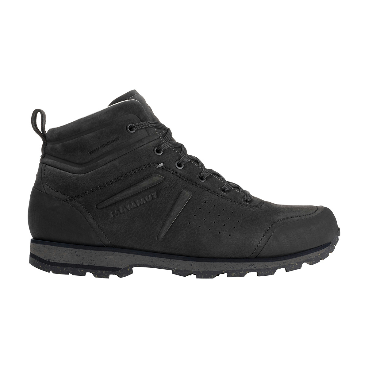 Alvra II Mid WP Men grau