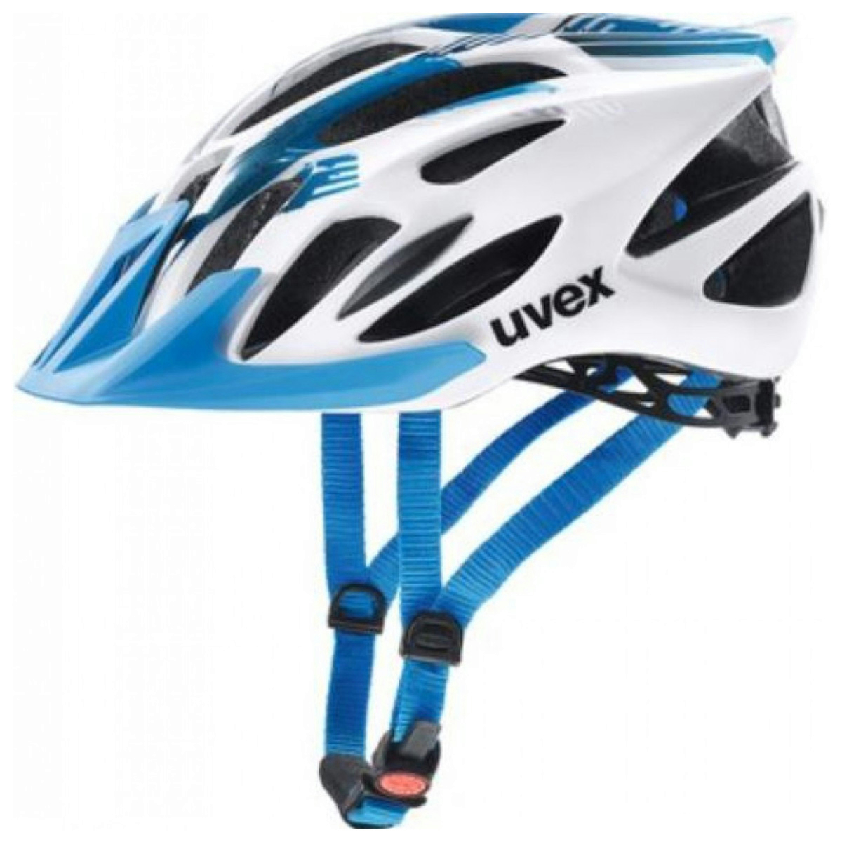 Bikehelm FLASH blau