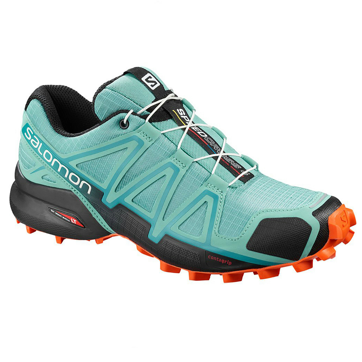 Salomon Speedcross 4 W gecko greenspectrum blueblack ab 99