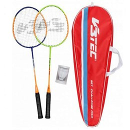 Badmintonset CHALLENGE PRO orange