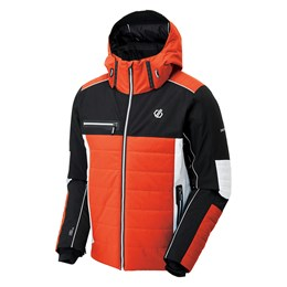 Out Force Jacket M rot