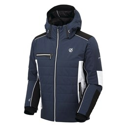 Out Force Jacket blau