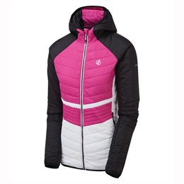 Surmount Jacket W pink