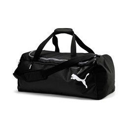 FUNDAMENTALS SPORTS BAG M schwarz