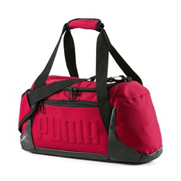 GYM DUFFLE BAG S rot
