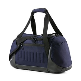 GYM DUFFLE BAG S blau